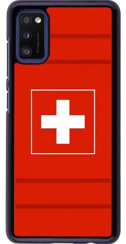 Coque Samsung Galaxy A41 - Euro 2020 Switzerland