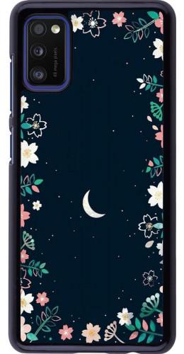 Coque Samsung Galaxy A41 - Flowers space