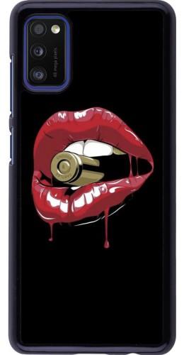 Coque Samsung Galaxy A41 - Lips bullet