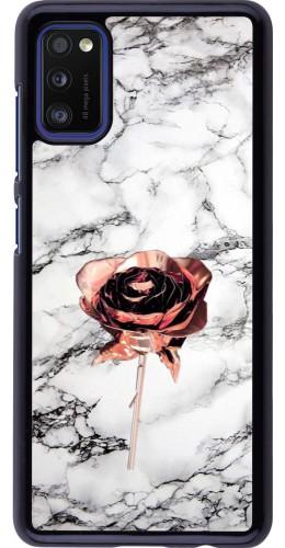 Coque Samsung Galaxy A41 - Marble Rose Gold