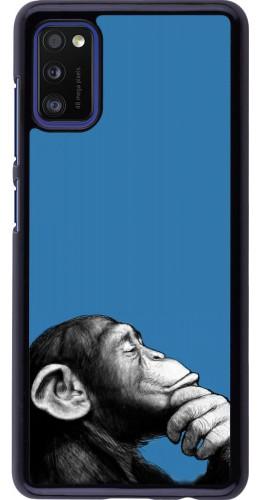 Coque Samsung Galaxy A41 - Monkey Pop Art
