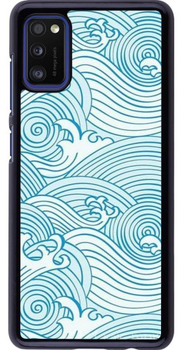 Coque Samsung Galaxy A41 - Ocean Waves