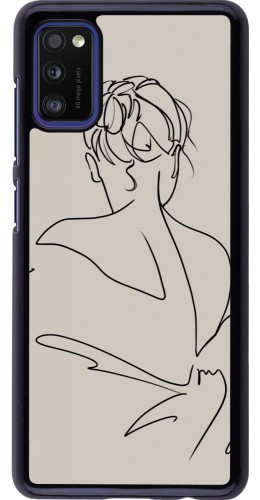 Coque Samsung Galaxy A41 - Salnikova 05