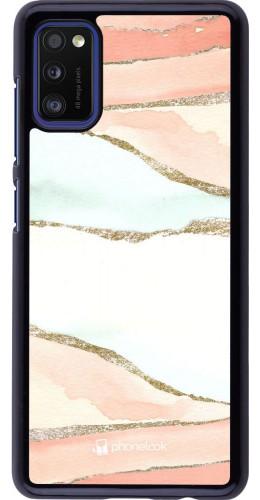 Coque Samsung Galaxy A41 - Shimmering Orange