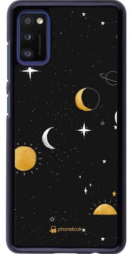 Coque Samsung Galaxy A41 - Space Vector