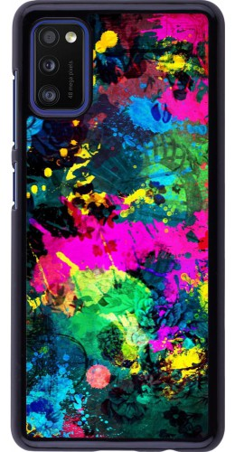 Coque Samsung Galaxy A41 - splash paint