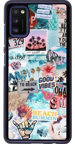 Coque Samsung Galaxy A41 - Summer 20 collage