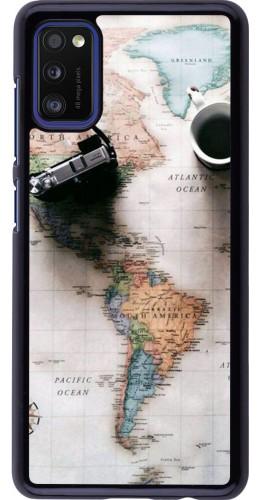 Coque Samsung Galaxy A41 - Travel 01