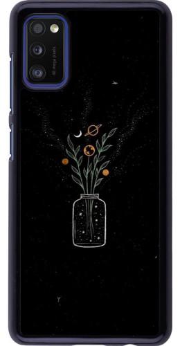 Coque Samsung Galaxy A41 - Vase black