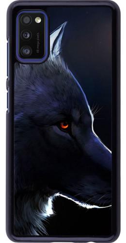 Coque Samsung Galaxy A41 - Wolf Shape