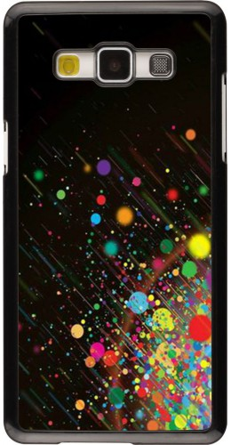 Coque Samsung Galaxy A5 (2015) - Abstract bubule lines