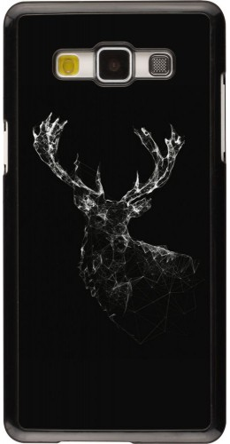 Coque Samsung Galaxy A5 (2015) - Abstract deer