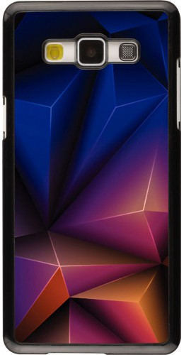 Coque Samsung Galaxy A5 (2015) - Abstract Triangles