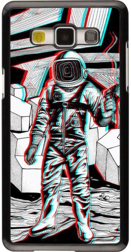 Coque Samsung Galaxy A5 (2015) - Anaglyph Astronaut
