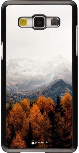 Coque Samsung Galaxy A5 (2015) - Autumn 21 Forest Mountain