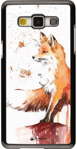 Coque Samsung Galaxy A5 (2015) - Autumn 21 Fox
