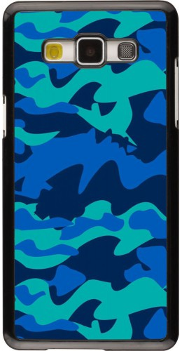 Coque Samsung Galaxy A5 (2015) - Camo Blue