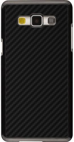 Coque Samsung Galaxy A5 (2015) - Carbon Basic