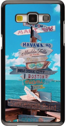 Coque Samsung Galaxy A5 (2015) - Cool Cities Directions