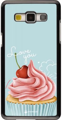 Coque Samsung Galaxy A5 (2015) - Cupcake Love You
