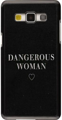 Coque Galaxy A5 (2015) - Dangerous woman