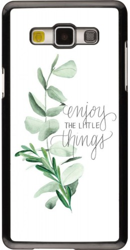 Coque Samsung Galaxy A5 (2015) - Enjoy the little things