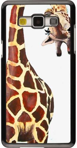 Coque Samsung Galaxy A5 (2015) - Giraffe Fit