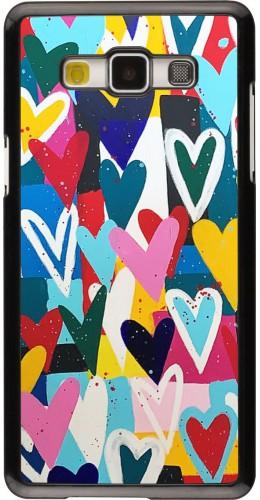 Coque Samsung Galaxy A5 (2015) - Joyful Hearts