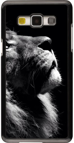Coque Samsung Galaxy A5 (2015) - Lion looking up