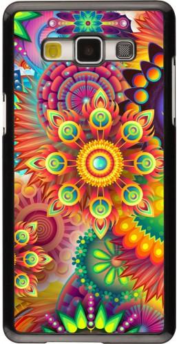Coque Samsung Galaxy A5 (2015) - Multicolor aztec