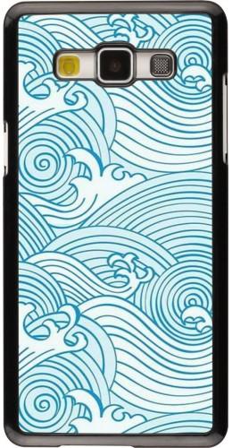 Coque Samsung Galaxy A5 (2015) - Ocean Waves