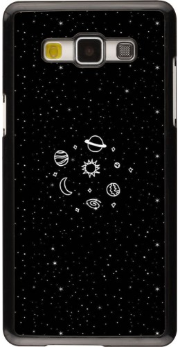Coque Galaxy A5 (2015) - Space Doodle