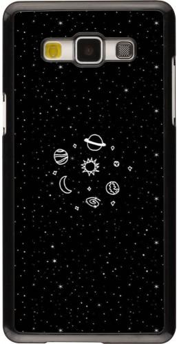 Coque Samsung Galaxy A5 (2015) - Space Doodle