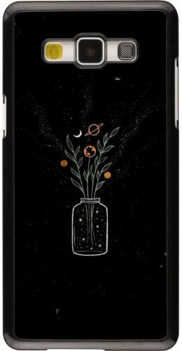 Coque Samsung Galaxy A5 (2015) - Vase black