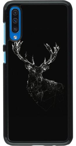 Coque Samsung Galaxy A50 - Abstract deer