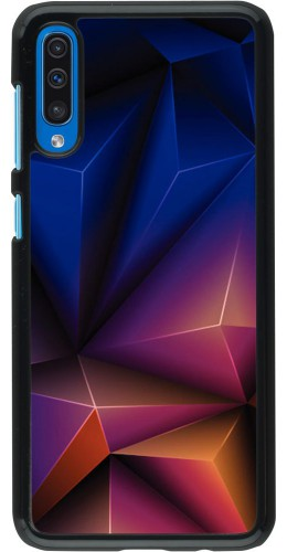 Coque Samsung Galaxy A50 - Abstract Triangles
