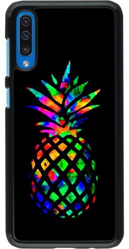 Coque Samsung Galaxy A50 - Ananas Multi-colors