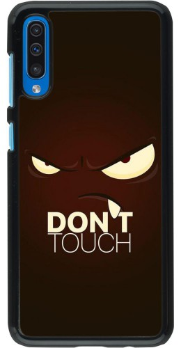 Coque Samsung Galaxy A50 - Angry Dont Touch