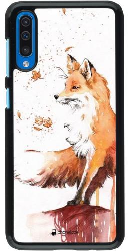 Coque Samsung Galaxy A50 - Autumn 21 Fox