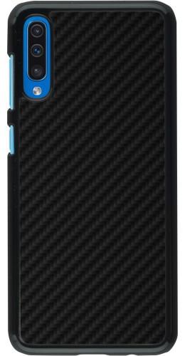 Coque Samsung Galaxy A50 - Carbon Basic