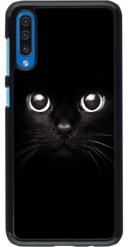 Coque Samsung Galaxy A50 - Cat eyes