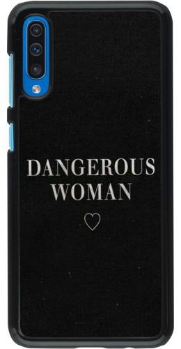 Coque Samsung Galaxy A50 - Dangerous woman