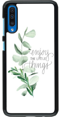Coque Samsung Galaxy A50 - Enjoy the little things