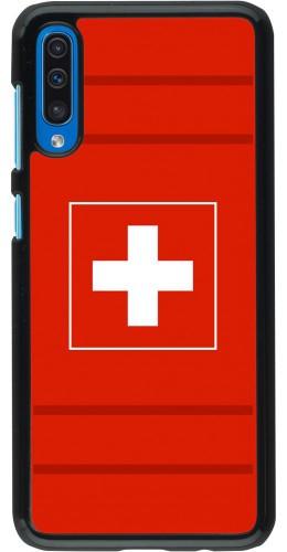 Coque Samsung Galaxy A50 - Euro 2020 Switzerland