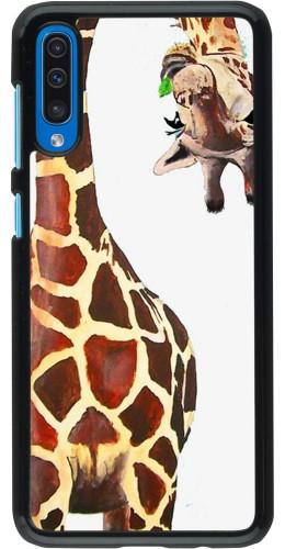 Coque Samsung Galaxy A50 - Giraffe Fit