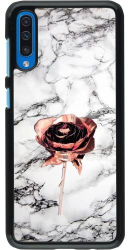 Coque Samsung Galaxy A50 - Marble Rose Gold