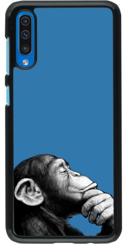 Coque Samsung Galaxy A50 - Monkey Pop Art