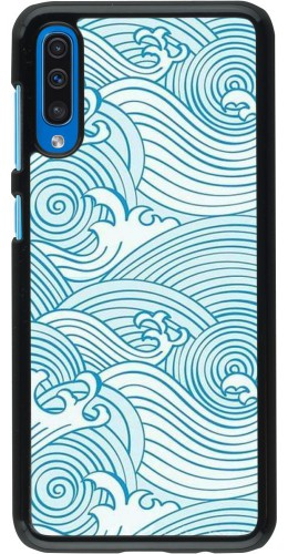 Coque Samsung Galaxy A50 - Ocean Waves