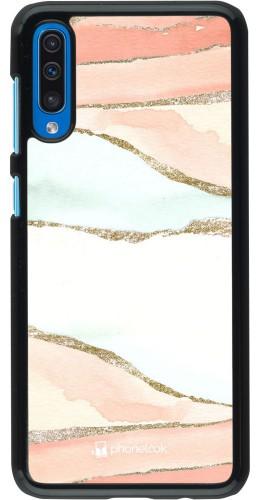 Coque Samsung Galaxy A50 - Shimmering Orange