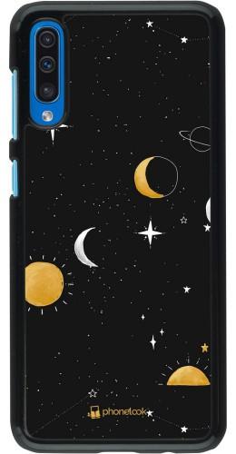 Coque Samsung Galaxy A50 - Space Vector